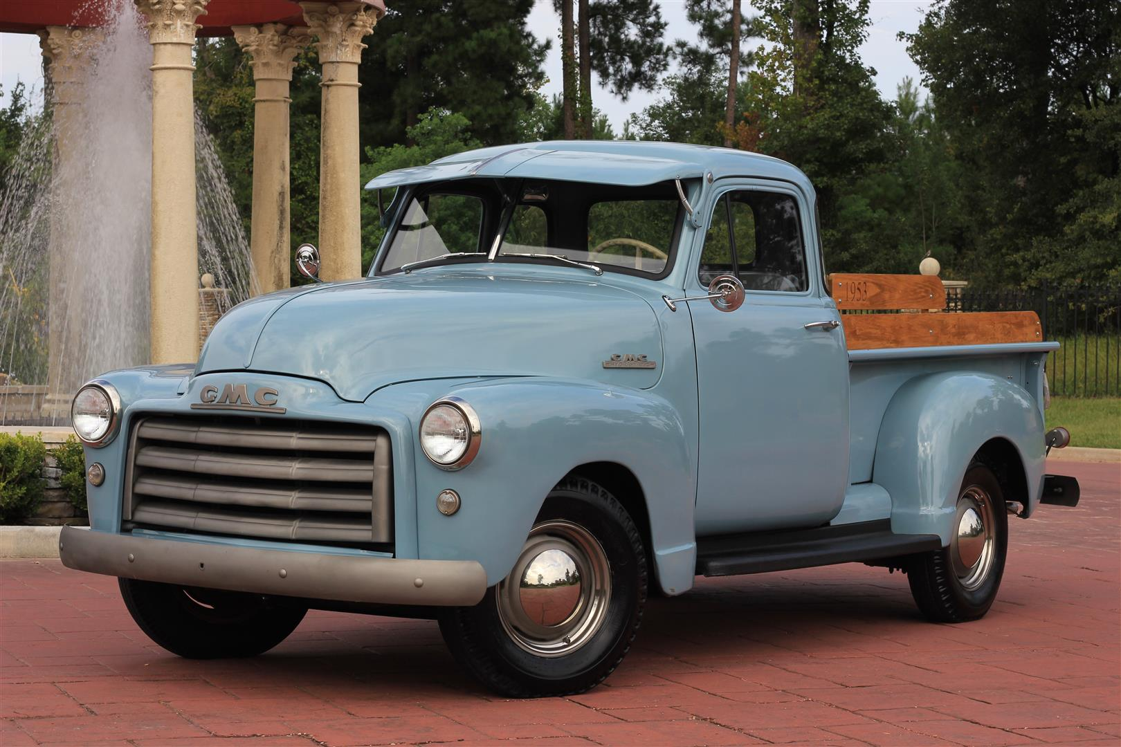 1953 GMC Series 100-22 – TEXAS TRUCKS & CLASSICS
