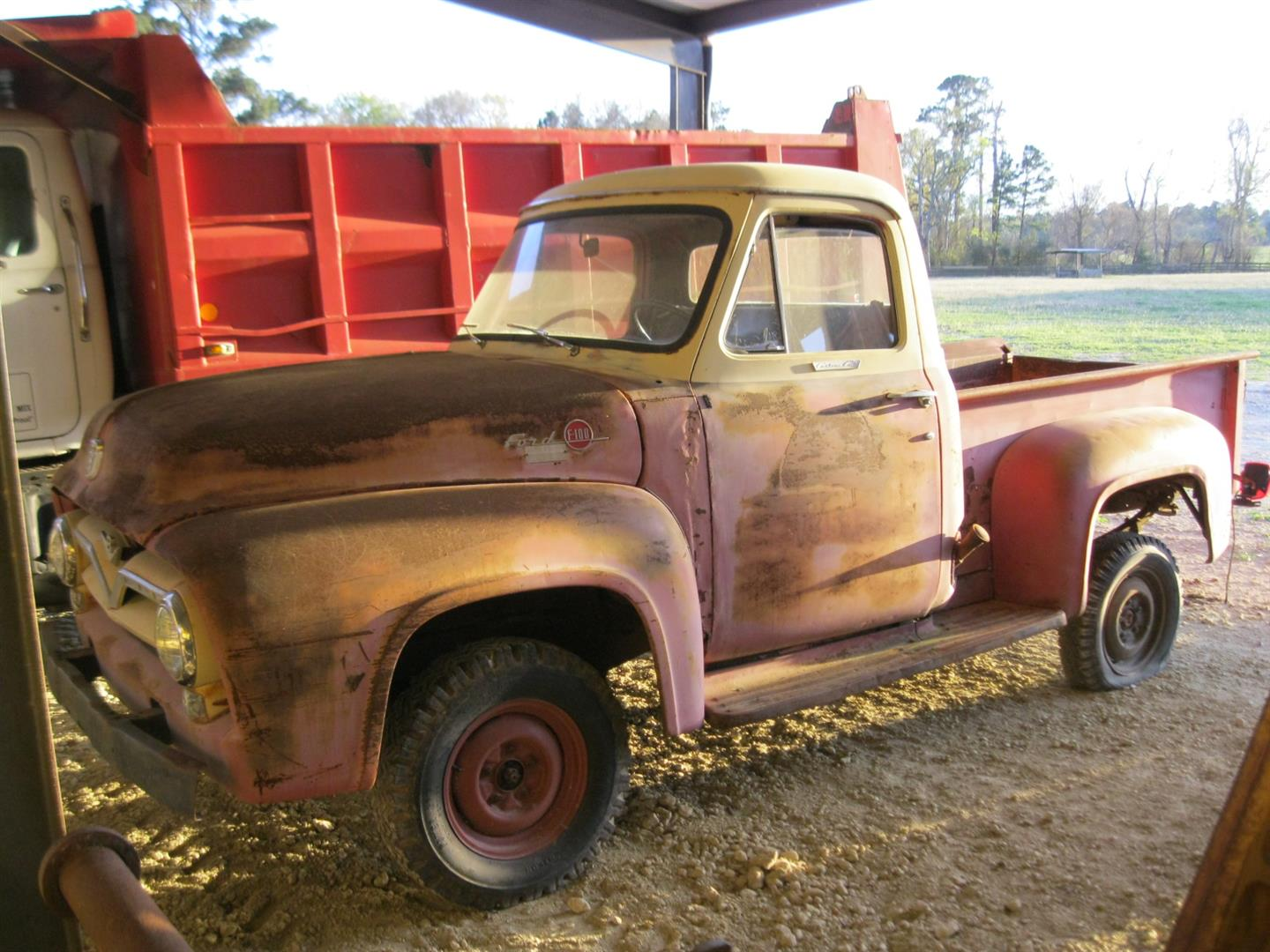 1955 Ford F100 Marmon-Herrington – TEXAS TRUCKS & CLASSICS