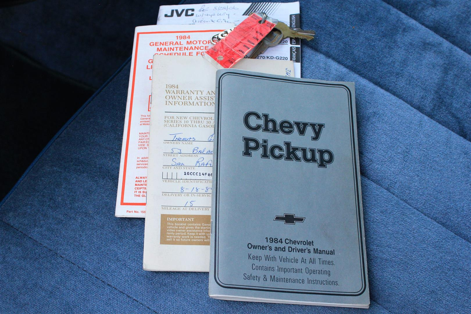 1983 C10 Chevy Silverado Manual - Complete Wiring Diagrams •