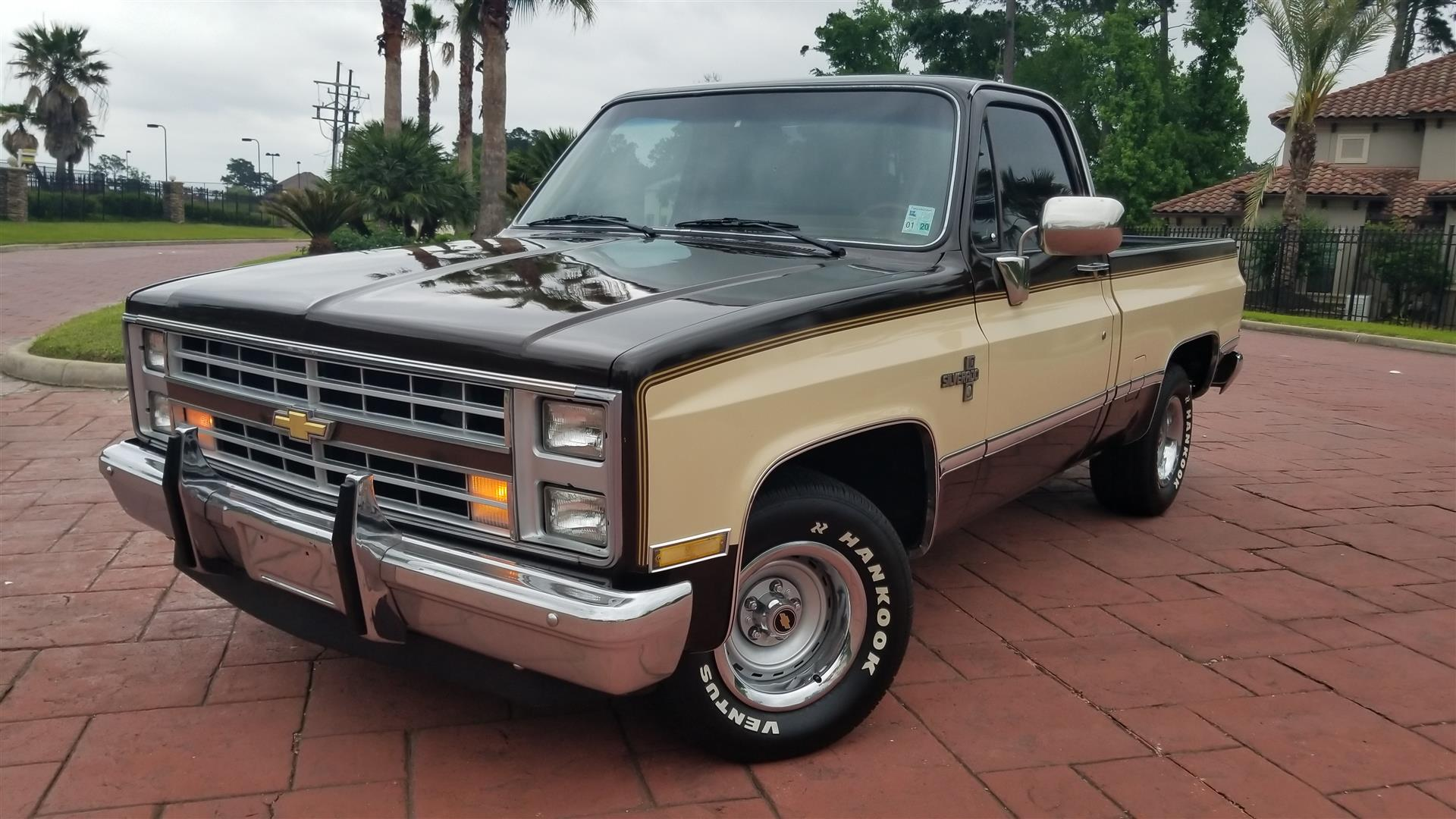 1985 Chevy C10 Swb Texas Trucks Classics