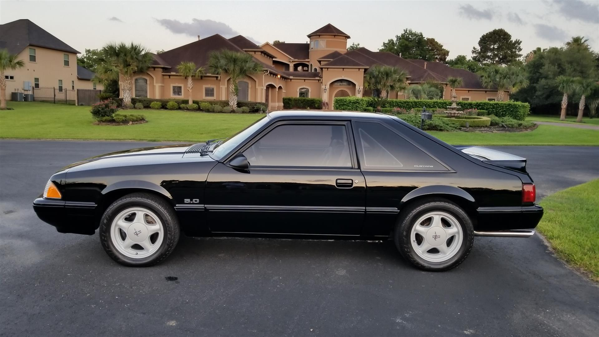 1992 ford mustang lx 5 0 hatchback