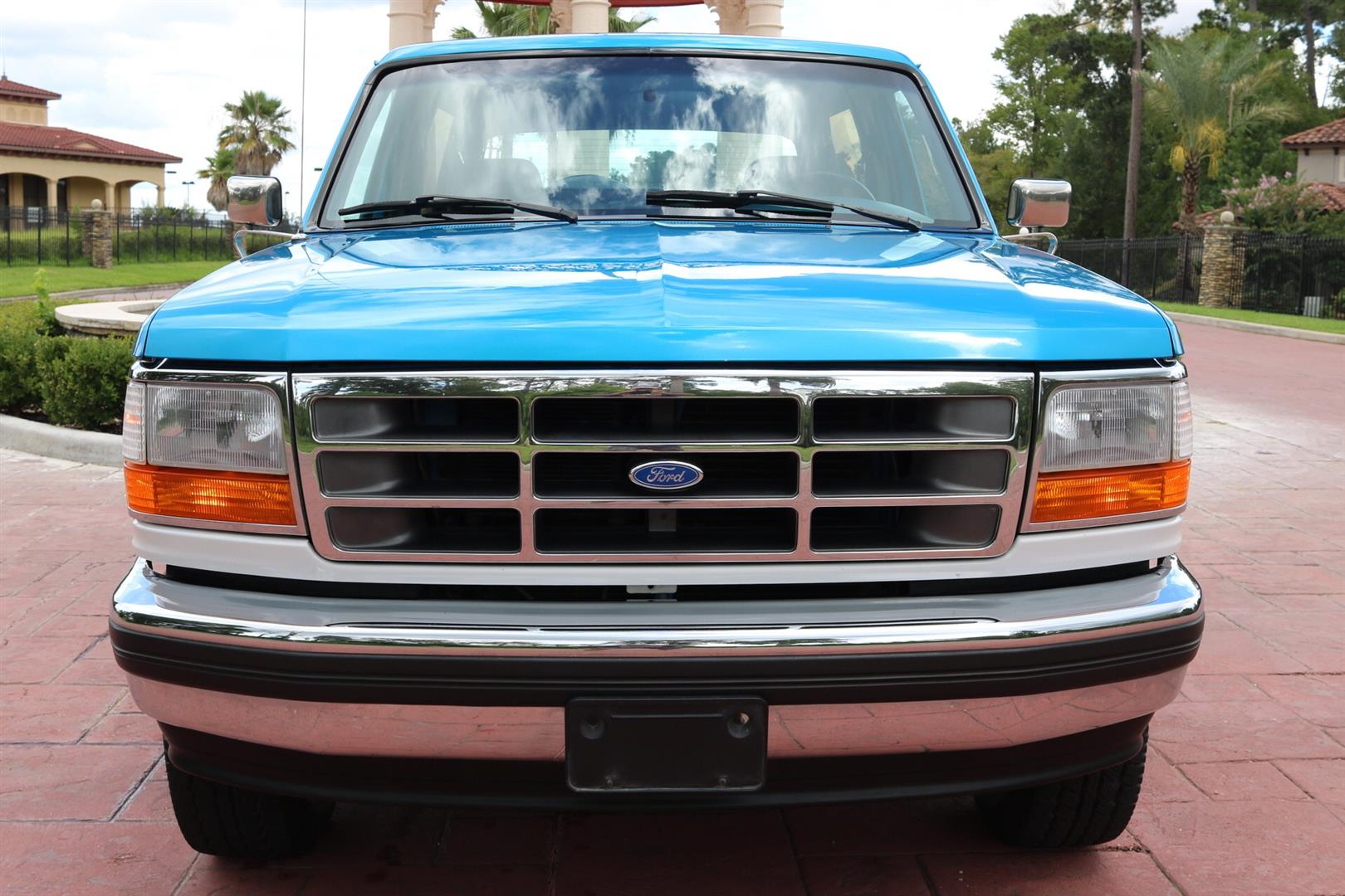 1995 Ford Bronco Xlt Texas Trucks Classics 1980 Cruise Control