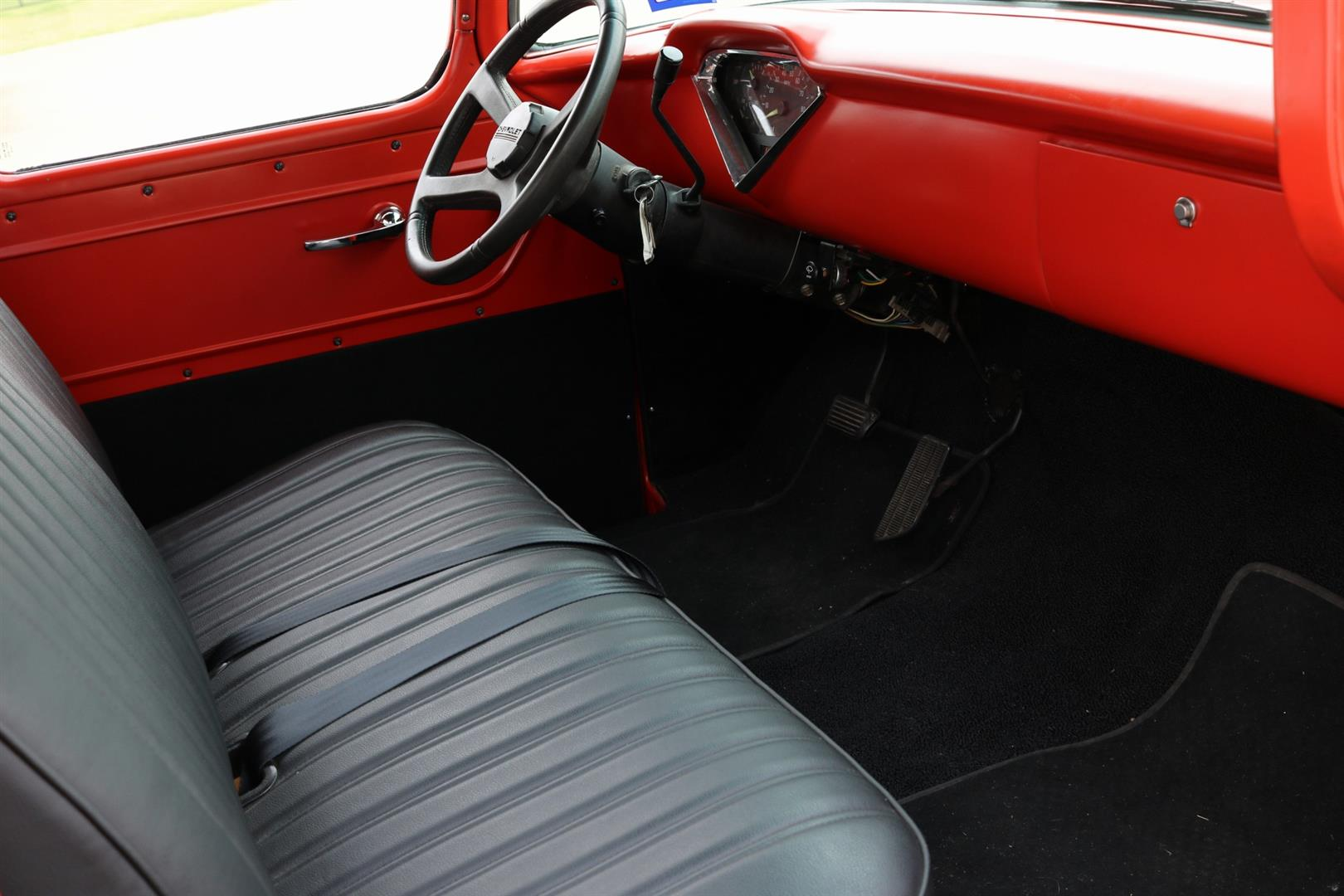 Peachy 1958 Chevy Apache Resto Mod Pdpeps Interior Chair Design Pdpepsorg