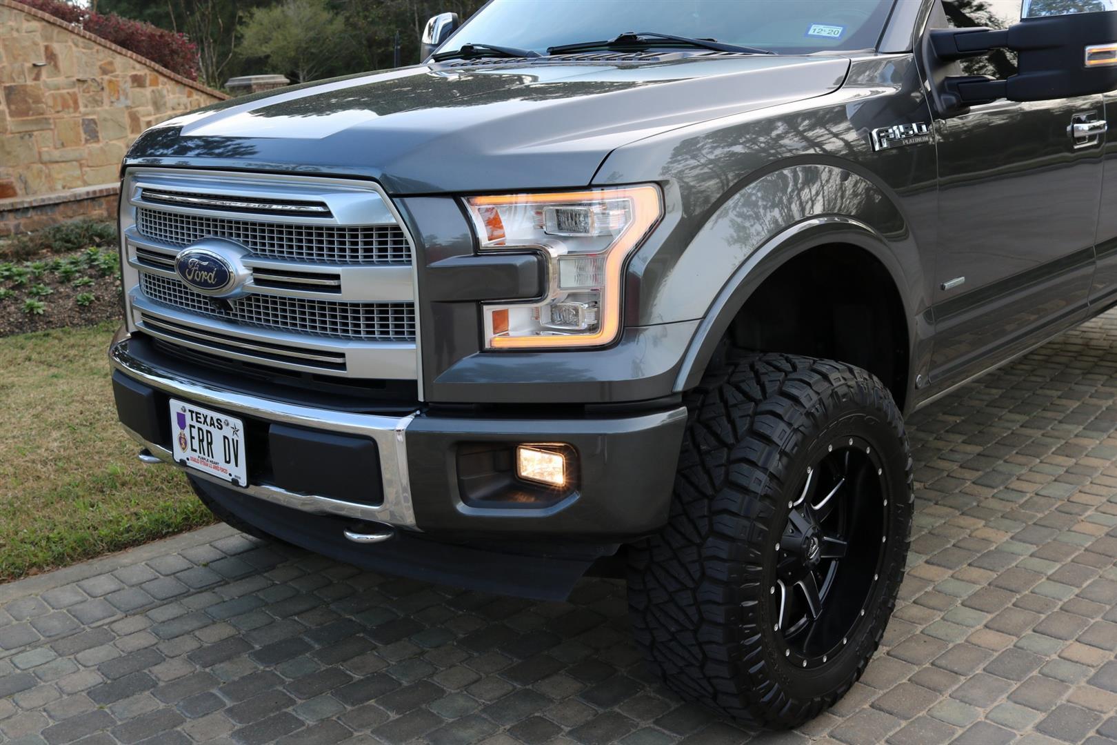 platinum f150 ford texas trucks ecoboost