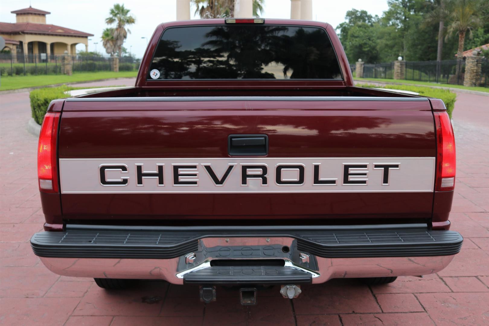 1997 Chevy 1500 Ex Cab Silverado – TEXAS TRUCKS & CLASSICS