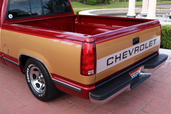 1990 Chevy C1500 Silverado Texas Trucks Classics