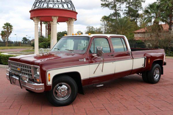 1975 Chevy C30 Silverado Texas Trucks Classics